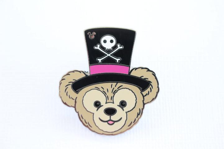 Duffy Dr. Facilier Hat COMPLETER