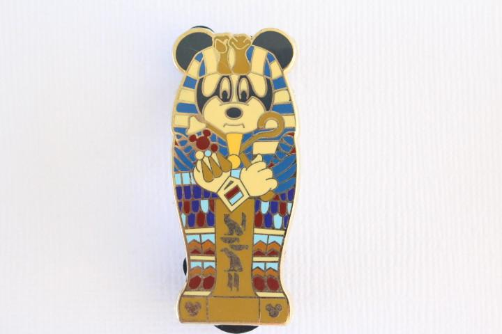 Egyptian Mickey Sarcophagus