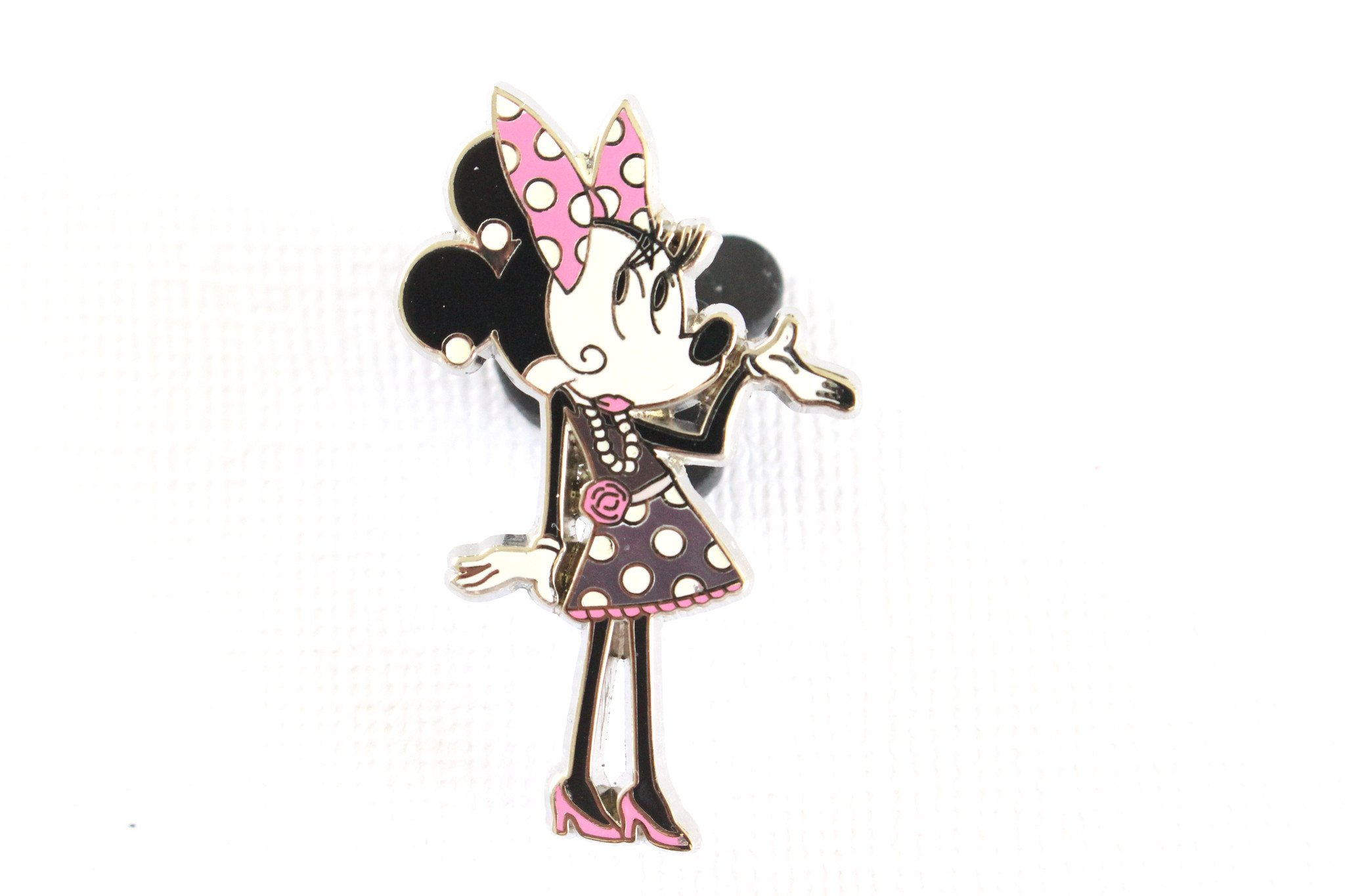 Fashionista Minnie Mouse
