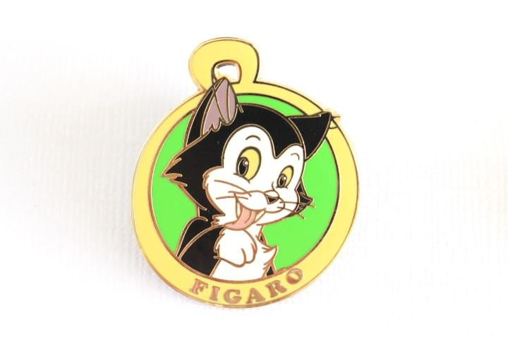 Figaro Cat Tag