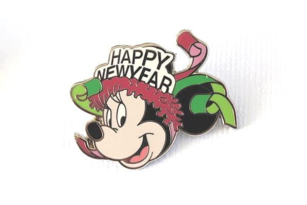 Happy New Year - Minnie - (PP)