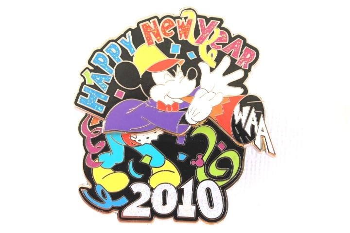 Happy New Year Mickey