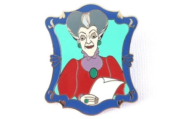 Lady Tremaine - Villains in Frames
