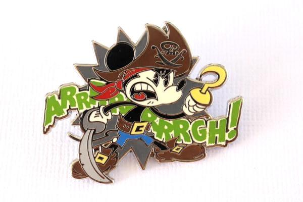 Arrrrrrrrgh! Pirate Mickey