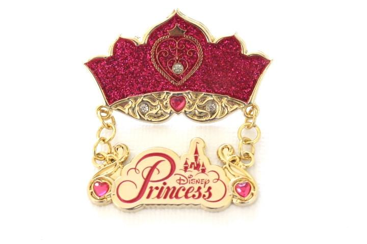 Princess Jeweled Crown with Castle