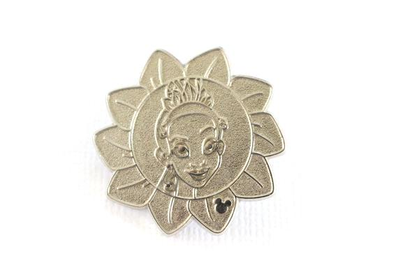 Princess Tiana Flower SILVER CHASER