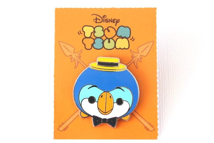 Barker Bird Adventureland Tsum Tsum