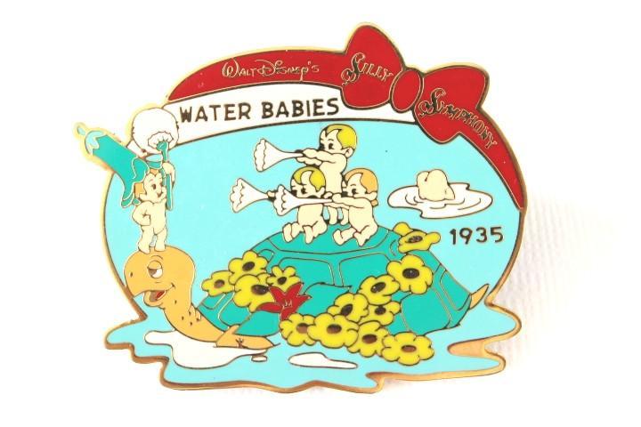 Silly Simphony - Water Babies Cartoon