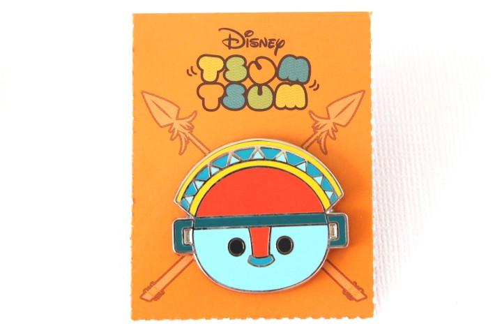 Tiki God Adventureland Tsum Tsum