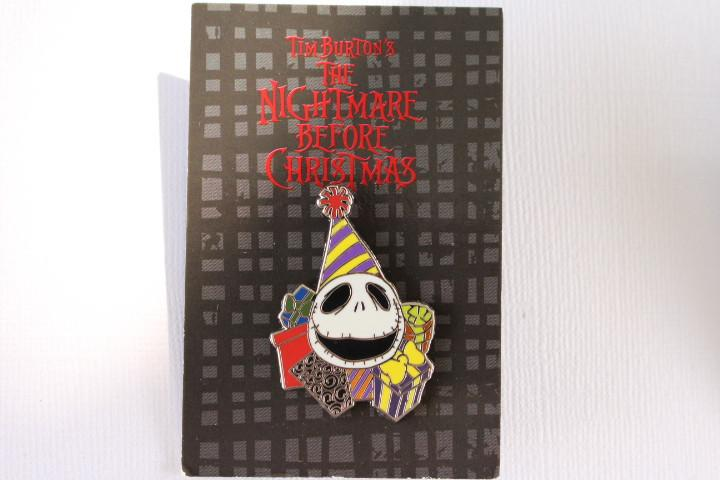 Birthday - Jack Skellington
