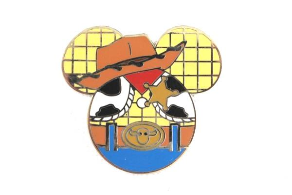 Woody Mickey Icon