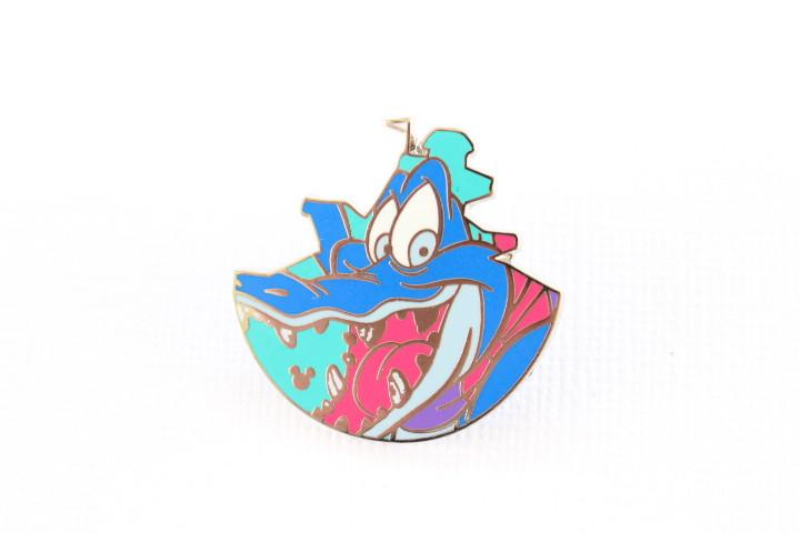 Blizzard Beach Ice Gator COMPLETER pin