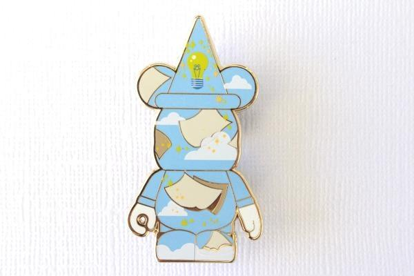 Blue Sky - WDI - Vinylmation Pin