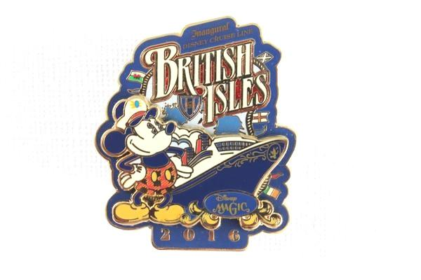 British Isles - Cruise Line