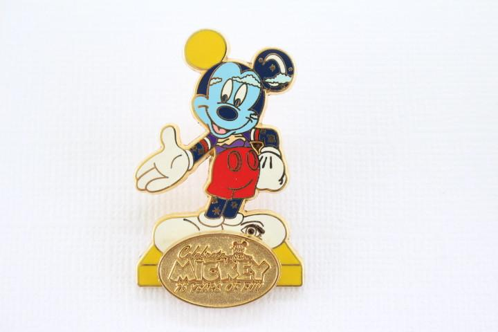 Celebrate 75 Years of Mickey Mouse