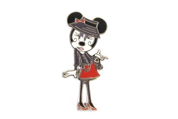 Chic Fashion Minnie
