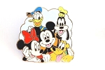 Fab 5 ~ Mickey and the Gang