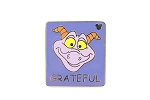 Grateful Figment Completer Rare Pin