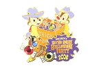 Jeweled Chip n Dale - Halloween Party