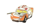 Lightning McQueen as Luke Skywalker
