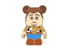 Woody Vinylmation pin