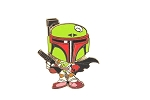 Boba Fett Cute Star Wars Character