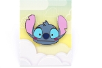 Stitch Blushing Emoji