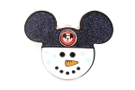 Frosty the Snowman with Mickey Mouseketeer Hat