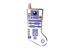 R2-D2 Star Wars Christmas Stocking