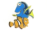 Dory and Marlin - Nemo Friends