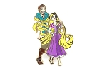Rapunzel and Flynn Couple