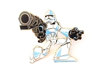 Cartoon Stormtrooper