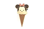 Minnie Tsum Tsum Ice Cream Cone