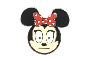 Surprised - Minnie Emoji