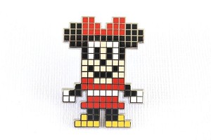 Pixelated Minnie